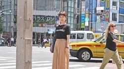 GUの「私はフェミニスト」Tシャツ、かなり勇気を出して着てみたら...