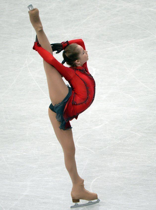 2014年の世界フィギュアスケート選手権(さいたまスーパーアリーナ)で