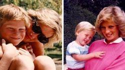 ダイアナ元妃、悲劇の死から20年 愛する母の「笑い声を今でも思い出す」家族写真を王子が公開