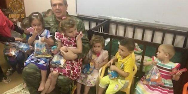IS志願した父親が死亡… イラクやシリアに取り残されるロシア人の子どもたち