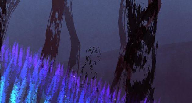独自手法で一人で長編アニメを製作、『大人のためのグリム童話