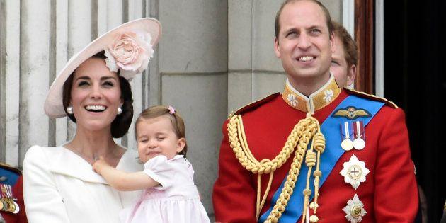 キャサリン妃、第3子妊娠を公表