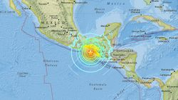 メキシコ沖でM8の大地震(UPDATE)