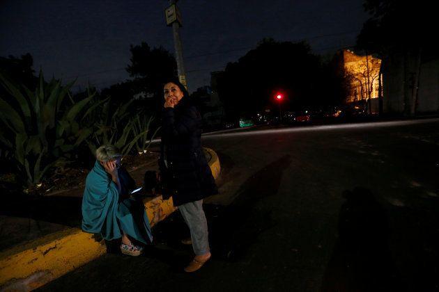 メキシコ地震M8、少なくとも32人が死亡 現地の様子は(画像)【UPDATE】