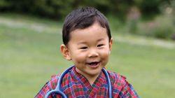 ブータンの王子様、もうすぐ1歳半になるよ。可愛すぎてずっと眺めていたい(画像集)