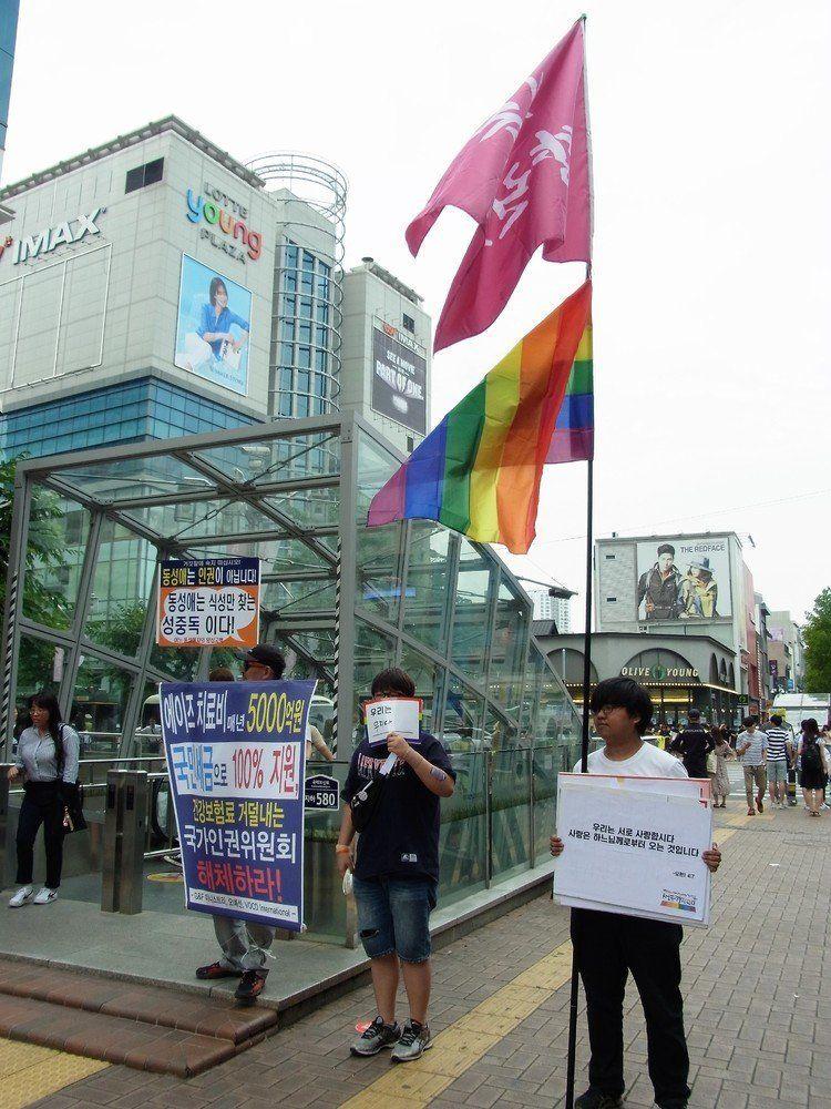 「きっと私たちを理解する」韓国のLGBTパレード参加者は、ヘイトにひるまない【大邱クィアカルチャーフェスティバル】