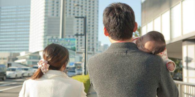 Family weekend in Yokohama, Japan
