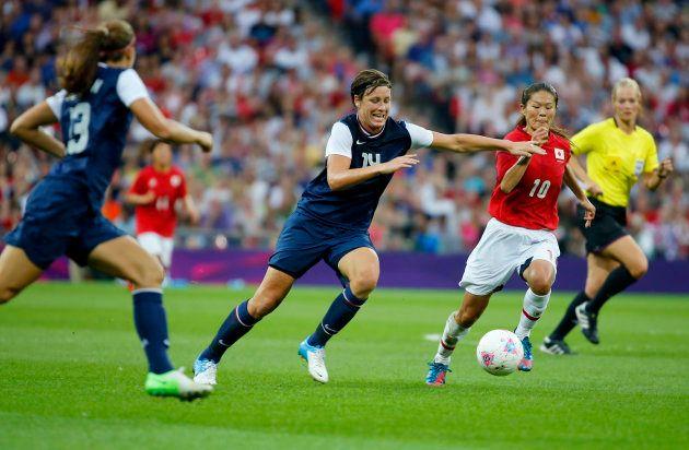 2012年ロンドンオリンピック(2012年8月9日)