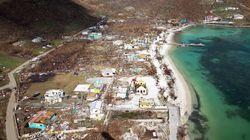 ハリケーン「イルマ」により刑務所が損壊