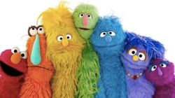 セサミストリート、虹色のキャラクターに込めたメッセージ「あらゆる家族をサポート」
