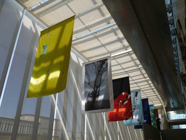 国立国会図書館国際子ども図書館での展示「アクシデントという名の国」