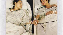 セレーナ・ゴメス、親友から腎臓移植を受ける