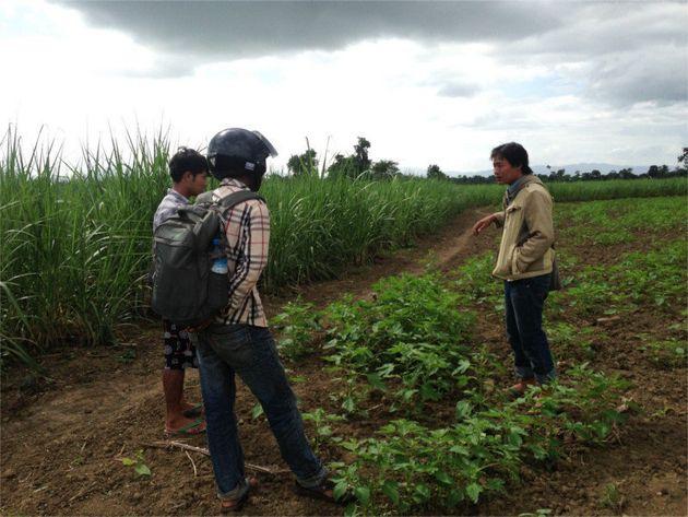 ビジネスチャンスを逃すな!ミャンマーの農村で、物流も金融も農業もすべてやる理由