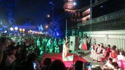 ミャンマー・ヤンゴンで新たな文化発信!バイオリン×ベリーダンス企画中