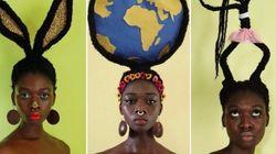 ヘアスタイルは自己表現のひとつ。髪をアート作品にしたアフリカの女性が最高にかっこいい