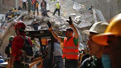 メキシコ地震の死者、217人以上に「ジェットコースターのような揺れ」(UPDATE)