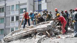 メキシコ大地震、死者225人に 学校で児童ら生き埋め