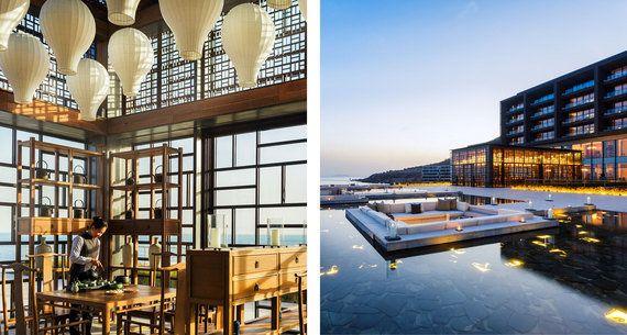 世界が注目!中国の華麗なる高級ホテル10選