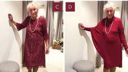 93歳の花嫁「どのウェディングドレスが似合うかしら?」 ネットで意見を募集する