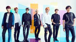 BTS(防弾少年団)シングル首位 海外アーティストで初の初週売上40万超え