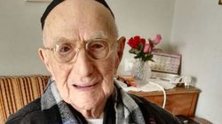 「1916年、13歳でした」世界最年長の男性、113歳であのときの夢を叶える