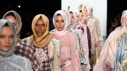 ヒジャブが最高に美しい。28歳デザイナーが魅せたNYコレクション(画像集)