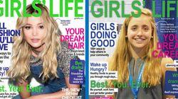 ティーン向けの雑誌、男女でこんなに違うの?
