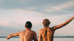 水中ジャンプから全裸まで。「最高の婚約写真」25選がカッコいい(画像)