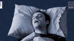 あなたのイビキは寝る姿勢のせいかも。寝方を変えるだけで...【動画】