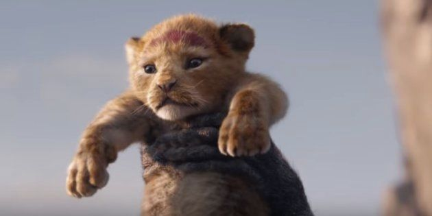 The Lion King Official Teaser