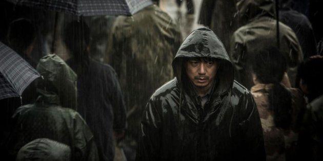『迫り来る嵐』の1シーン