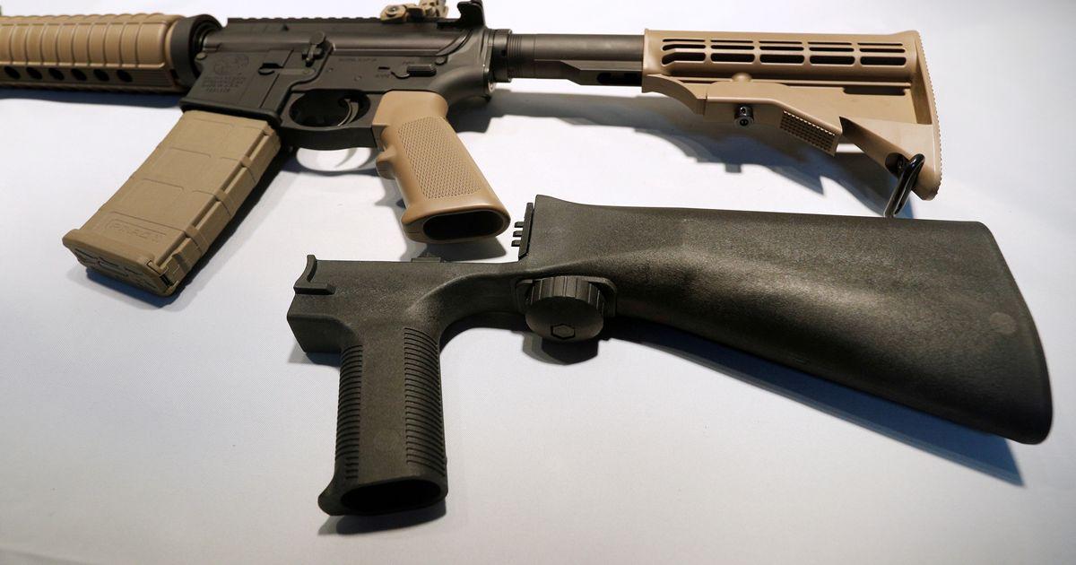 銃の改造装置を「規制すべき」 ...