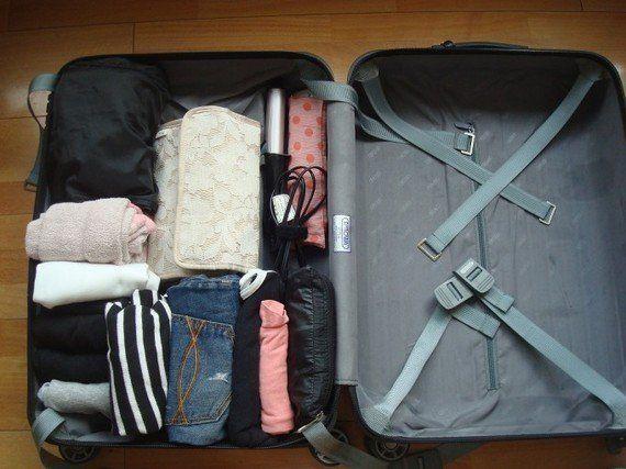 かばん1つでヨーロッパ旅行をする持ち物とパッキングテク