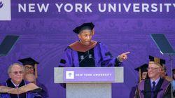 ファレル・ウィリアムス、ニューヨーク大学の卒業生に「君たちは男女平等を実現し、世界を動かす」