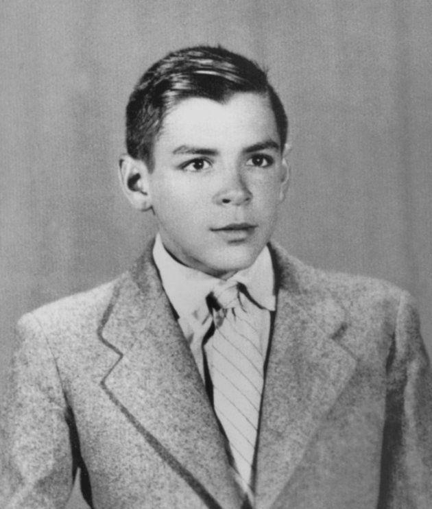 少年時代のチェ・ゲバラ