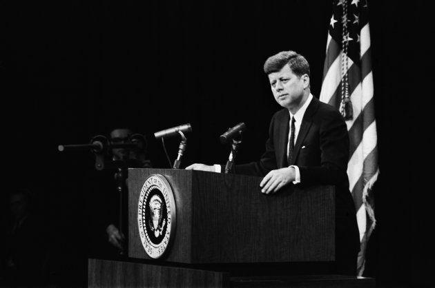ジョン・F・ケネディ元大統領
