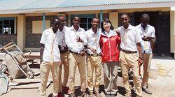 ケニア:「生きる術」を身に着ける