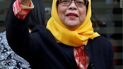 シンガポール初の女性大統領、初代大統領以来のマレー系