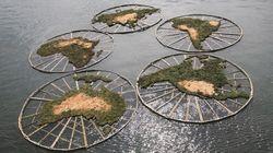 環境アートの第一人者・池田一さんが「アースアートのトリセツ」出版へ。クラウドファンディングで支援募る