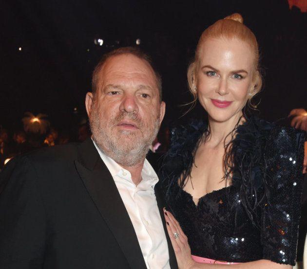 全米が怒っている。ハリウッド大物プロデューサーが女優たちにセクハラをしていた。アンジェリーナ・ジョリーも被害に。
