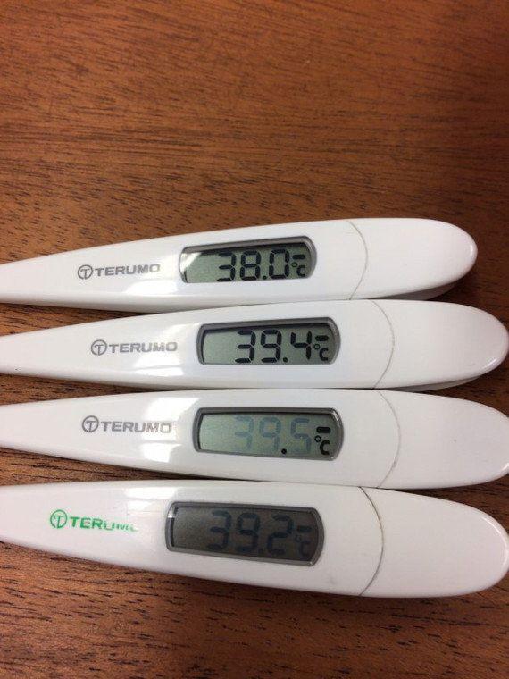 男児四人で体温156.1℃、そのとき親は。