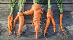 形の悪い野菜やフルーツ、実は栄養豊富なスーパーフードかもしれない
