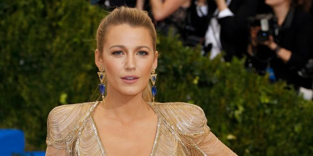 01/05/17 - Blake Lively. REUTERS/Lucas
