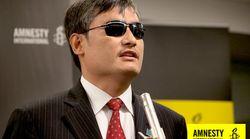 盲目の人権活動家・陳光誠講演会「不屈力」
