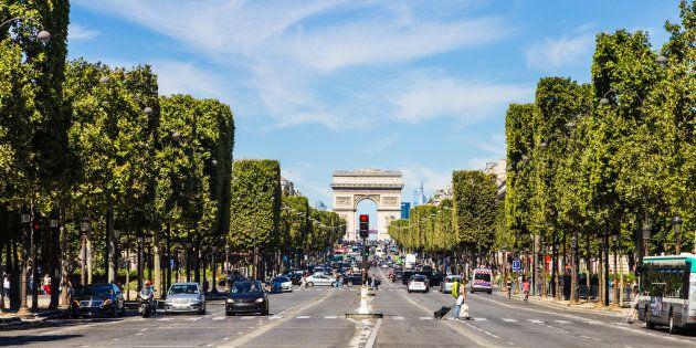 パリ市の「ノーカーデー」