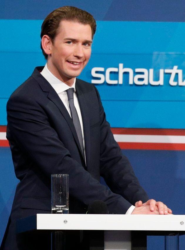 10月15日、テレビの討論番組に出演したクルツ氏