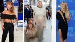 MTVの授賞式 ビヨンセ、ブリトニーらセレブの美しいドレス(画像集)