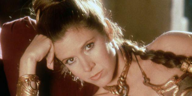 キャリー・フィッシャーが演じた「レイア姫」