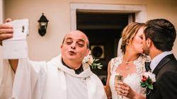 ず〜っと新郎新婦が大切にしたい。結婚式のベスト写真20