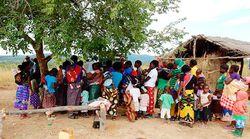 ザンビア:巡回診療を支える地域ボランティア